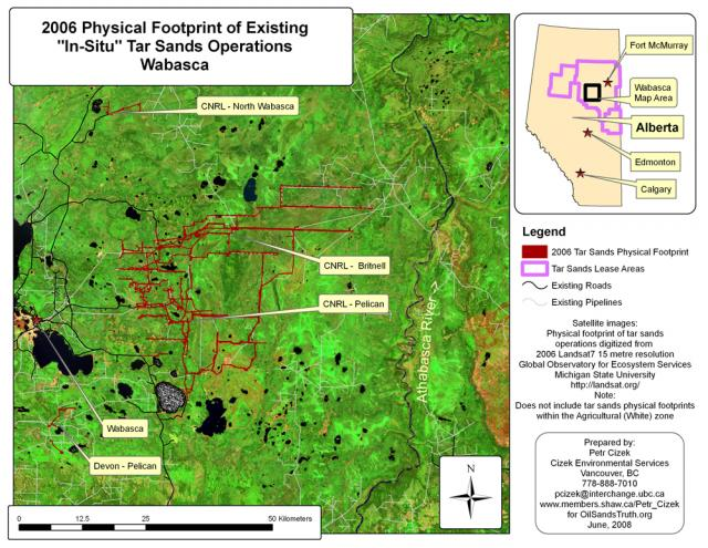 Wabasca Region 2006 (Existing)